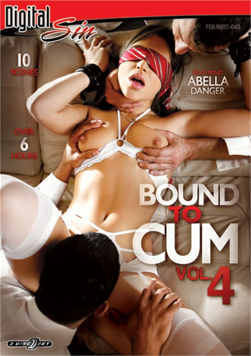 Bound To Cum 4