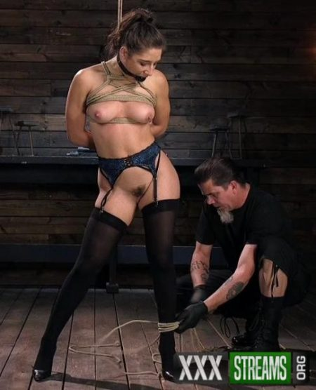Abella Danger – Hot Body Abella Danger Disciplined and Made to Cum in Rope Bondage!! (HogTied.com/Kink.com/2018/SD) New Porn Streaming