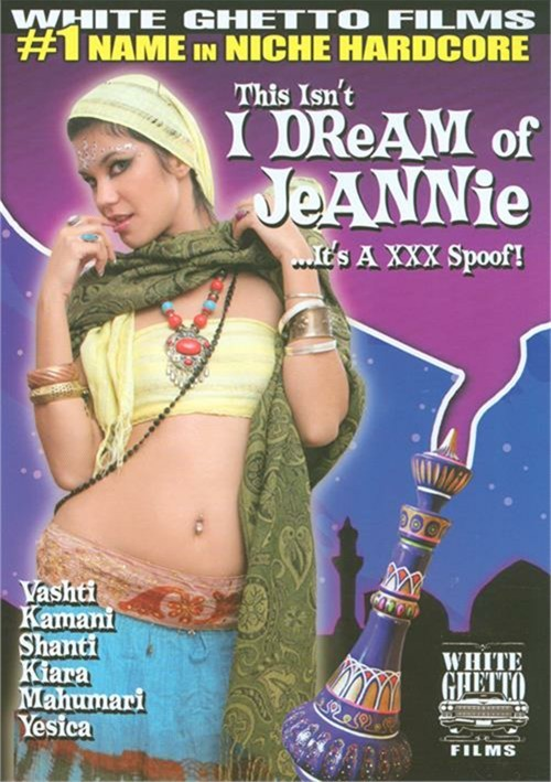 This Isn't I Dream Of Jeannie …It's A XXX Spoof!