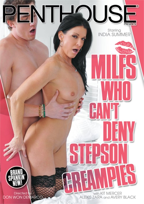 MILFs Who Can't Deny Stepson Creampies